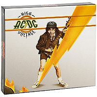 AC/DC AC/DC. High Voltage. Limited Edition