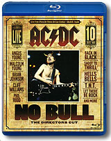 AC/DC: No Bull. The Directors Cut (Blu-ray) cd ac dc for those about to rock we salute you remastered
