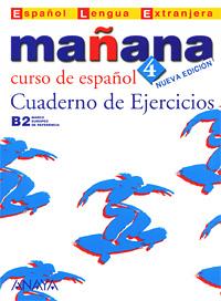 Manana 4: Cuaderno de Ejercicios suena 4 cuaderno de ejercicios