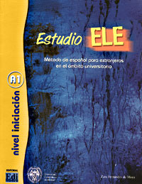 Estudio Ele: A1 (+ CD) vocabulario elemental a1 a2 2cd