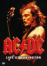 AC/DC: Live At Donington cd ac dc for those about to rock we salute you remastered