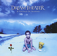 Dream Theater Dream Theater. A Change Of Seasons ланч бокс do you a dream a dream