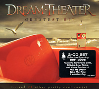 Dream Theater Dream Theater. Greatest Hit (2 СD) боксеры emporio armani боксеры