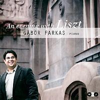 Габор Фаркас Gabor Farkas. Liszt. An Evening With Liszt балетки gabor