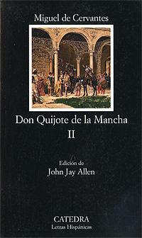Don Quijote de la Mancha II la coleccion la060awkrj32 la coleccion