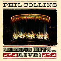 Фил Коллинз Phil Collins. Serious Hits... Live! phil collins going back live at roseland ballroom blu ray