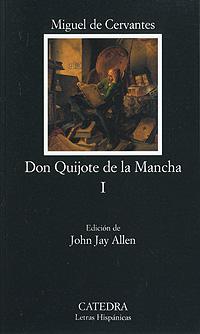 купить Don Quijote de la Mancha I по цене 1029 рублей