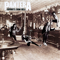Pantera Pantera. Cowboys From Hell худи print bar pantera cowboys from hell