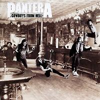Pantera Pantera. Cowboys From Hell худи print bar pantera walk