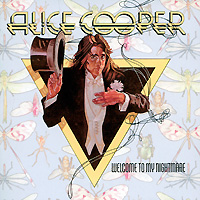 Элис Купер Alice Cooper. Welcome To My Nightmare элис купер alice cooper special forces