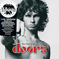 The Doors The Doors. The Very Best Of. 40th Anniversary 1967-2007 cd the doors l awoman 40th anniversary edition