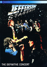 Jefferson Starship - The Definitive Concert jefferson starship the definitive concert