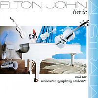 Элтон Джон,Melbourne Symphony Orchestra Elton John. Live In Australia pvris melbourne