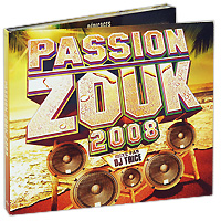 Fanny,Kenedy,Mainy,The Nomads,Naima,Myeli Passion Zouk 2008 (3 CD) кольцо голубой топаз beatrici lux кольцо голубой топаз