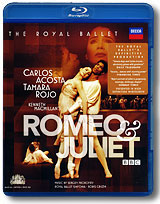 Prokofiev: Romeo & Juliet (Blu-ray) crash romeo crash romeo give me the clap