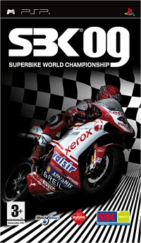 SBK 09 Superbike World Championship (PSP)