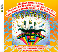The Beatles. Magical Mystery Tour (ECD)