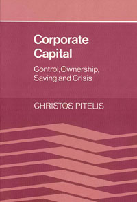 Corporate Capital: Control, Ownership, Saving and Crisis is working capital management a key determinant on corporate profit