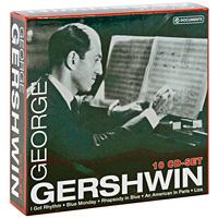 Джун Эллисон,Микки Руни,Томми Дорси,Джуди Гарланд,The Music Maids George Gershwin. George Gershwin (10 CD) dkny gershwin ny2626