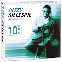 Диззи Гиллеспи Dizzy Gillespie. Salt Peanuts (10 CD) billet aluminum long folding adjustable brake clutch levers for yamaha mt 01 1670 04 09 05 06 07 08 v max 1700 09 14 10 11 12 13