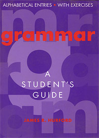 Grammar: A Student's Guide no name боек иж 26