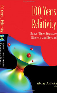 100 Years of Relativity: Space-time Structure Einstein and Beyond diamante azul
