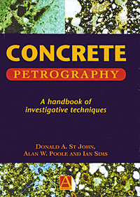 Concrete Petrography: A Handbook of Investigative Techniques pepin the dancing bear