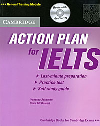 Action Plan for IELTS: General Training Module (+ CD) autocad 2004 for architects vtc training cd