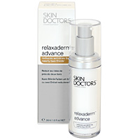 Skin Doctors Прогрессивный крем Relaxaderm Advance для лица против морщин и мимических линий, 30 мл2278Прогрессивный крем Relaxaderm Advance для лица против морщин и мимических линий разглаживает мелкие и глубокие морщины, а также устраняет видимые признаки старения кожи без применения инъекций. Крем сокращает появление морщин до 63% всего за 30 дней.Сдерживает преждевременное старение кожи, предотвращая образование новых морщин. Способствует увлажнению и восстановлению эластичности кожи, сокращая тем самым появление морщин. Активные ингредиенты: Dermatox-63 - эксклюзивный компонент тройного действия. Dermatox-63 является смесью SNAP-8 и пептидного усилителя действия крема, который, как доказано, сокращает появление глубоких и мимических морщин до 63% за 28 дней его применения. SNAP-8 является октапептидом против морщин, новейшим из семейства пептидов, инспирирующий ботулинический токсин, предотвращающий высвобождение нейротрансмиттеров и следовательно уменьшающий интенсивность сокращения мышц, приводящее к образованию глубоких и мимических морщин. Гиалуроновая кислота - представляет собой анионный несульфатированый глюкозаминогликан. Его основная функция - удерживать воду в межклеточном матриксе кожных тканей. Благодаря этому свойству гиалуроновая кислота способствует обновлению кожи, улучшая ее эластичность, сокращая таким образом появление морщин. Характеристики: Объем: 30 мл. Производитель: Австралия. Артикул: 2278. Товар сертифицирован.