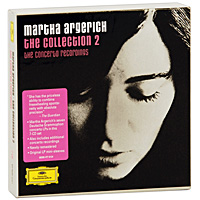 Марта Аргерих,Гидон Кремер,Клаудио Аббадо,The London Symphony Orchestra,Шарль Дютуа Martha Argerich. The Collection 2. The Concerto Recordings (7 CD) concerto pour piano cd