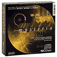 Mythos,Celtica,M.A.S.S. Mysteria (10 CD) celtic patterns to colour