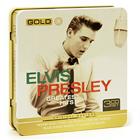 Элвис Пресли Elvis Presley. Greatest Hits (3 CD) green day – greatest hits god s favorite band cd