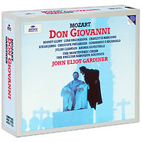 John Eliot Gardiner. Mozart. Don Giovanni (3 CD)
