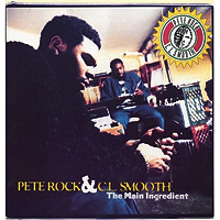 Пит Рок,C.L. Smooth Pete Rock & C.L. Smooth. The Main Ingredient (2 LP) all the bright places