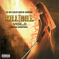 Kill Bill. Vol. 2. Original Soundtrack (LP)