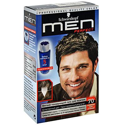 Тонирующий гель для мужчин