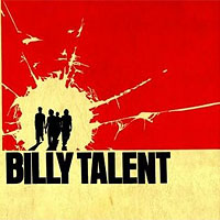 Билли Тэлент Billy Talent. Billy Talent (LP) billy talent billy talent billy talent