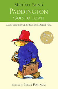 Paddington Goes to Town paddington bear all day
