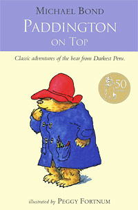 Paddington on Top paddington bear all day