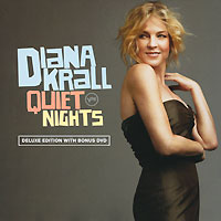 Дайана Кролл Diana Krall. Quiet Nights. Deluxe Edition (CD + DVD) григорий лепс парус live