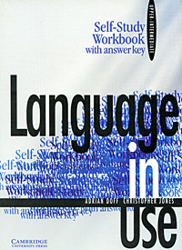 Language in Use Upper-Intermediate: Self-Study Workbook with Answer Key цена