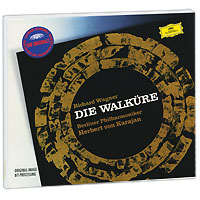 Герберт Караян,Йон Викерс,Мартти Тальвела,Томас Стюарт,Гундула Яновитц,Реджин Креспин Herbert Von Karajan. Wagner. Die Walkure (4 CD) the valkyries