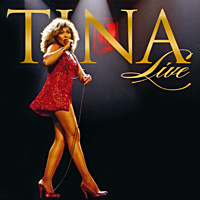 Тина Тернер Tina Turner. Tina Live (CD + DVD)
