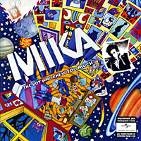 Mika Mika. The Boy Who Knew Too Much mika sinfonia pop