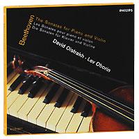 Фото - Давид Ойстрах,Лев Оборин David Oistrakh, Lev Oborin. Beethoven. The Sonatas For Piano And Violin (4 CD) cd led zeppelin ii deluxe edition