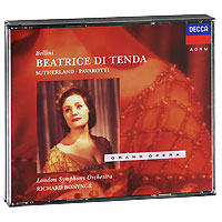 Ричард Бонинг,The Ambrosian Opera Chorus,The London Symphony Orchestra Richard Bonynge. Bellini. Beatrice Di Tenda (3 CD) ричард томпсон richard thompson live at the bbc 3 cd dvd
