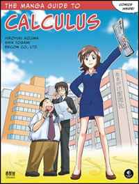 The Manga Guide to Calculus the complete guide to self publishing comics how to create and sell comic books manga and webcomics