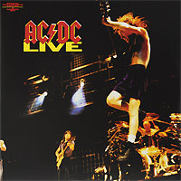 AC/DC AC/DC. Live. Special Collector's Edition (2 LP)