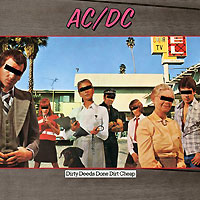 AC/DC AC/DC. Dirty Deeds Done Dirt Cheap (LP) ac dc dirty deeds done dirt cheap ltd edition 24kt gold lp record