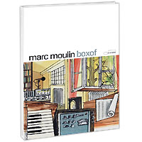 Marc Moulin. Boxof. Limited Edition (3 CD)